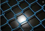 Rete fissa rivestita variopinta di collegamento Chain del PVC con il prezzo basso