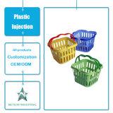 China Fabricante utensílios domésticos de Injeção de Plástico personalizado o plástico do molde da Cesta