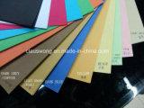 230GSM documento impresso formato blu di colore A4