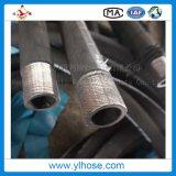 Boyau en caoutchouc hydraulique résistant de fil d'acier de temps d'En856 4sh