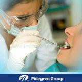 Медицинские устранимые простерилизованные перчатки латекса хирургические с порошком (PSP-PM10G)