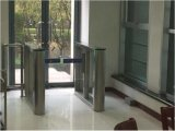 赤外線ビーム最高速度の振動障壁の回転木戸