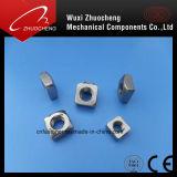 DIN562 DIN928 Écrou carré en acier inoxydable / écrou carré