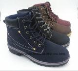 Ботинки PU женщин/людей воинские короткие для безопасности (ET-XK160230W)