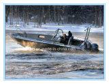 25 Aluminium-Geschwindigkeits-Fischerboot FT-7.6m