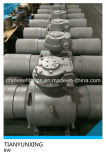 세륨을%s 가진 위조된 Carbon Steel Flanged API 6D Ball Valve