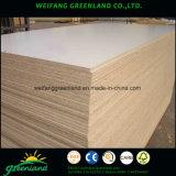 E1 grado Wengecolor aglomerado laminado para muebles