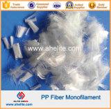 구체적인 Multi-Filament를 위한 PP 섬유
