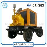 Edelstahl-Roheisen-horizontale Dieselmotor-Wasser-Pumpen-Maschine