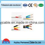 Câble sous gaine du fil électrique fil flexible gainé PVC soft conduite Rvv