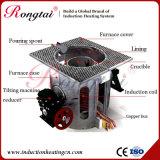 2 톤 에너지 절약 알루미늄 쉘 녹는 장비