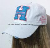 Popular en Europa, una gorra de béisbol sombrero y tapa de tejidos de la tapa de la promoción del deporte