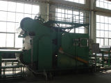 Rotocure Machine, Rotary Curing Press, Rotary Curing Machine