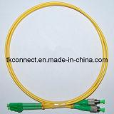 Chinesische Fabrik: FC/LC Faser-Optiksteckschnür