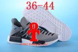 . 2016 новое человеческое общество Pharrell Williams x Nmd резвится идущие ботинки, рабат дешево верхние атлетические, котор Mens напольные форсируют ботинки тапки тренировки