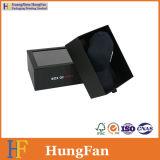 Kundenspezifisches Firmenzeichen-Papier-Fach, das Belüftung-Fenster-Kasten für Hut schiebt