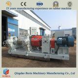 Резиновые смешивающая машина, два цилиндрических резиновых мельницы заслонки смешения воздушных потоков
