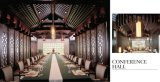 Het dineren het Meubilair van Reeksen/Restaurant/de Stoel en de Lijst van het Restaurant (GLC-0001)