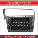 Android coche reproductor de DVD para VW Golf 7 de 2013 con GPS Bluetooth (AD-8112)