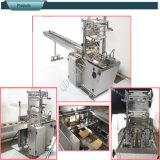Automatisches Zellophan über der Verpackung der Verpackungsmaschine für Oblate-Biskuit