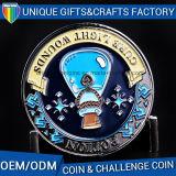 Manufactary professionale per varie monete del metallo di sfida del ricordo
