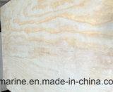 Irradiar el grado de la madera contrachapada E/F del pino