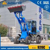 中国の有名なブランドのAoliteのセリウムが付いている小さい車輪のローダー