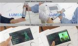 Professonal Physiotherapie-Gebrauch-Schmerz-Entlastungs-Behandlung-Stoßwelle-System