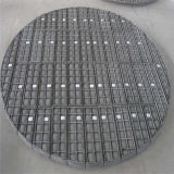 Almofada do purificador de aço inoxidável com grade China Factory