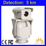 4km Camera van de Thermische Weergave PTZ van de Visie van de Nacht de Infrarode (PK-TC)