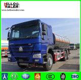 O sino caminhão HOWO 6*4 10 roda 20000 da capacidade litros de caminhão do depósito de gasolina para a venda