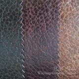 Polyester-Veloursleder, das lederne Haupttextilsofa-Deckel für Möbel bronziert