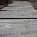현대 건설물자 석판 백색 은하 대리석