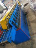 Tuile d'utiliser-et de toit formant le type roulis de machine de la Manche de C formant la machine