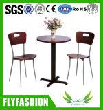 Обедать журнальный стол и стулы мебели деревянные