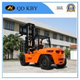 10 Ton Cpcd100 carro diesel automática de armazenamento
