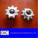 Haute qualité de la transmission du pignon de chaîne à rouleaux
