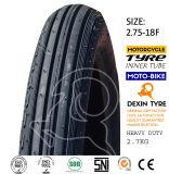 Fabrik-Motorrad-Reifen-Doppelsport-Gummireifen-Vorderseite-Reifen 3line 2.75-18
