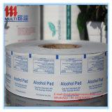 Papel de papel de aluminio para el acondicionamiento de los alimentos