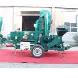 Máquina da limpeza do milho com a debulhadora do milho para o sésamo do trigo