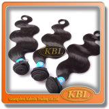 Мягкое бразильское выдвижение волнистых волос волос 5A