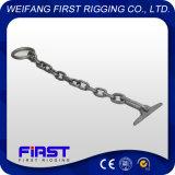 熱いすくいの電流を通された波止場の鎖の中国の製造業者