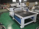 Dubbel-hoofd CNC Houten Scherpe Machine van de Gravure fm-1325