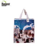 Usine de professionnels de la vente en gros sac shopping PP tissés d'épicerie