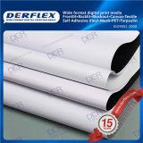 黒背部PVC Frontlit旗1000X1000、9X9、510g