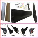 LED-Zeichen-Vorstand Radioapparat und USB-programmierbarer Innen-des LED-P6 Zoll farbenreicher RGB Bildschirm-40X9