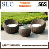 屋外か円形のソファーの家具(SC-FT021)のための庭のソファー