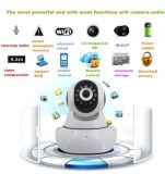 Roboter P/T WiFi HD P2p IP Camera für Baby Monitor