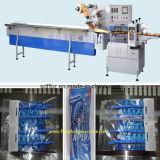 Empaquetadora automática del flujo de la lámina del precio que afeita barato