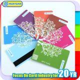 長い読まれた範囲が付いているプラスチック印刷UHF H3の無接触のカード